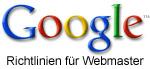 Richtlinien für Webmaster
